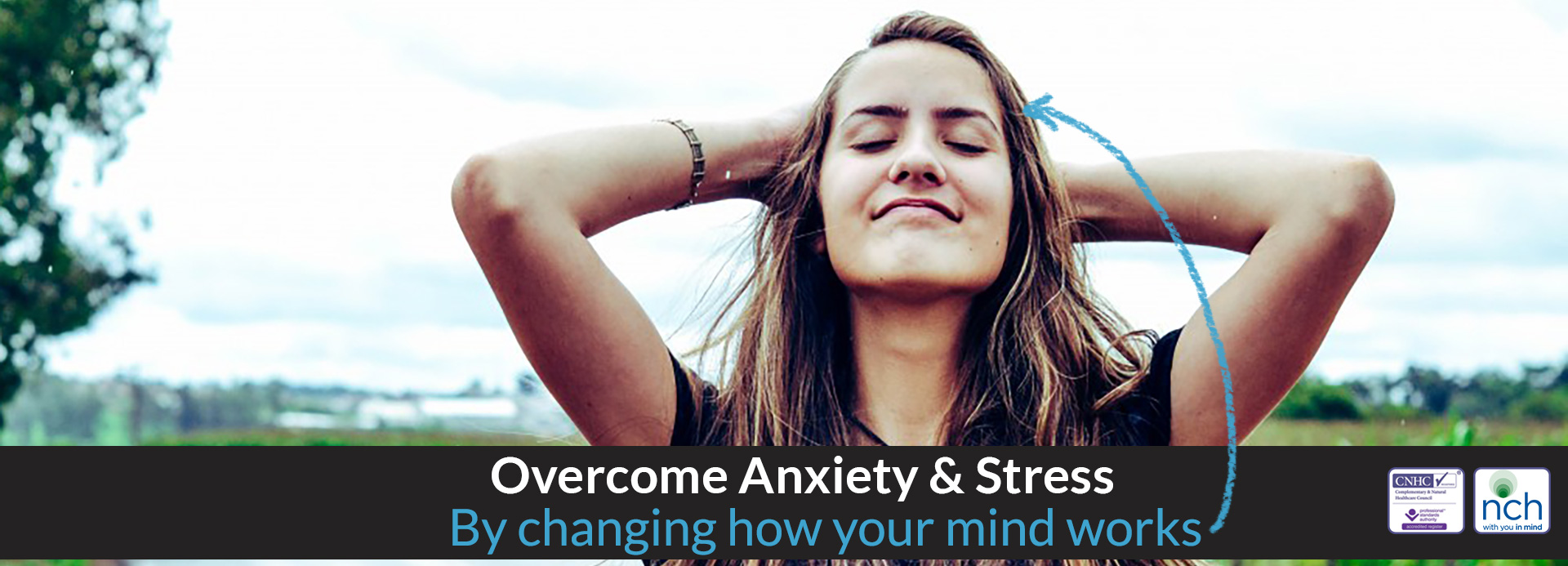 Overcome Anxiety & Stress - By changing how your mind works